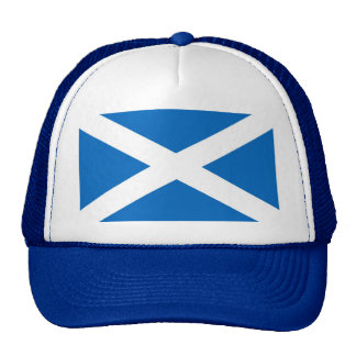Scottish Scotland flag Cap