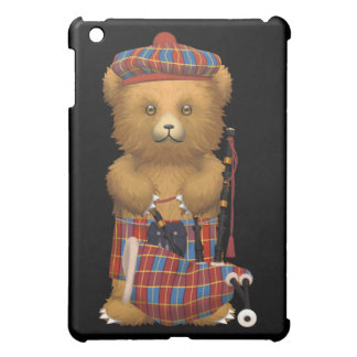 Scottish Scotland Teddy Bear Case For The iPad Mini