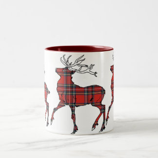 Scottish Stag Mug