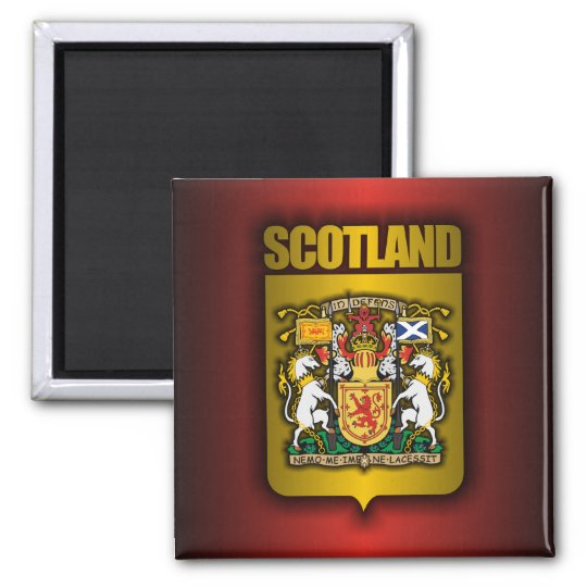"""Scottish Steel"" Magnets"