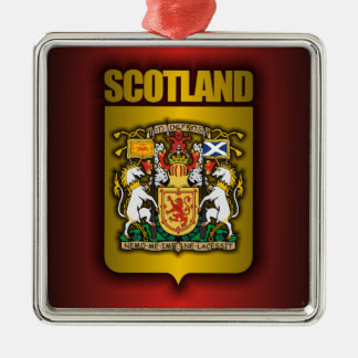 """Scottish Steel"" Ornaments"