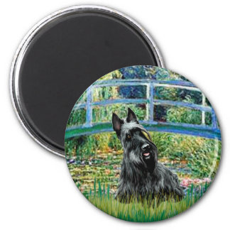 Scottish Terrier 3 - Bridge Magnet