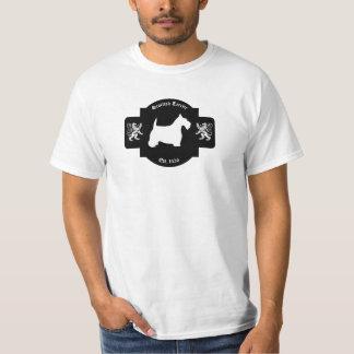 Scottish Terrier and Lions Est 1436 T-shirt