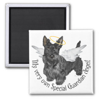 Scottish Terrier Angels Magnets