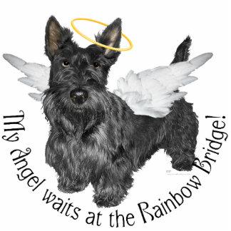 Scottish Terrier Angels Photo Sculpture