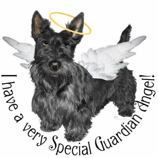 Scottish Terrier Angels Photo Cutout