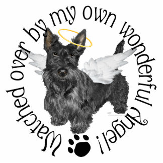 Scottish Terrier Angels Acrylic Cut Outs
