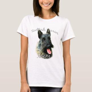 Scottish Terrier (brindle) Mom 2 T-Shirt