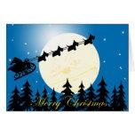 Scottish Terrier Christmas Card