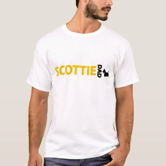Scottish Terrier Dad T-Shirt