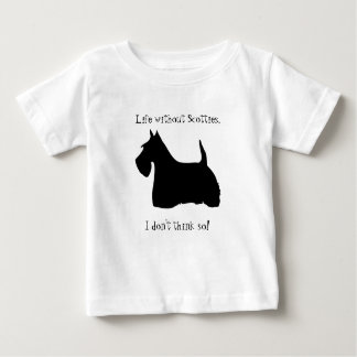 Scottish Terrier dog kids toddlers, babies t-shirt