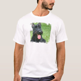 Scottish Terrier Dog Men's T-Shirt