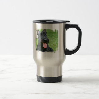 Scottish Terrier Dog Travel Mug
