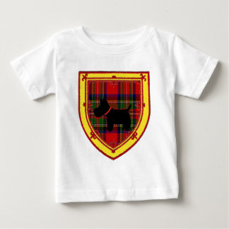Scottish Terrier Emblem v6 Baby T-Shirt