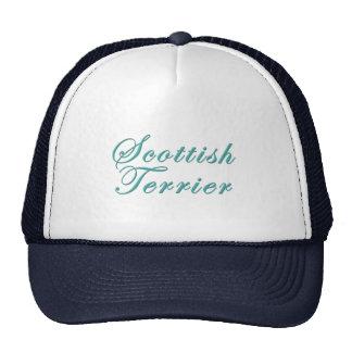 Scottish Terrier Mesh Hats