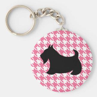 Scottish Terrier Keychain