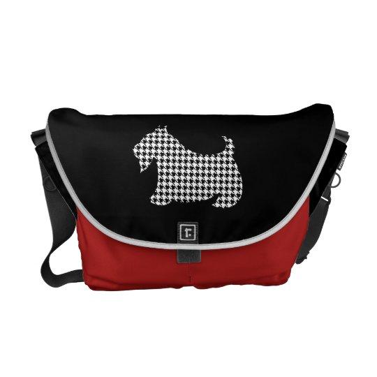 Scottish Terrier Messenger Bag Purse Gift