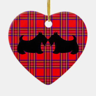 Scottish Terrier Ornament