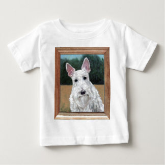 Scottish Terrier Painting Shirts