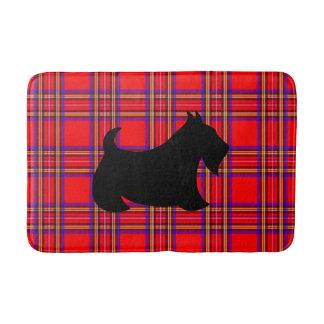 Scottish Terrier Scotty Dog Bath Mat Bathroom Rug Bath Mats