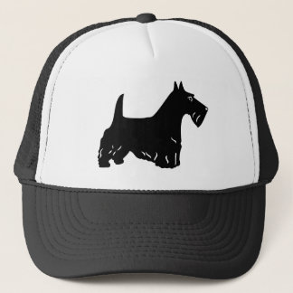 Scottish Terrier Trucker Hat