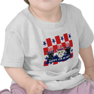 Scottish Terriers 4th of July Shirts