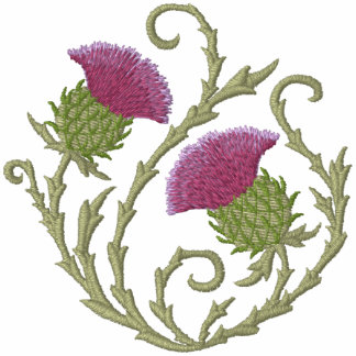Scottish Thistle Hoodies