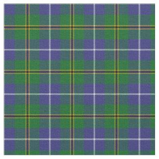 Scottish Turnbull Hunting Plaid Tartan Fabric