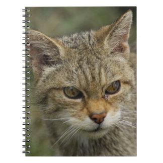 Scottish Wildcat 1 notebook