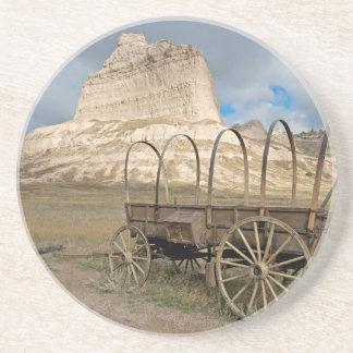 Scott's Bluff in present day Nebraska Coaster