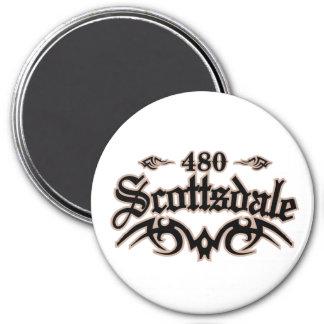 Scottsdale 480 fridge magnets
