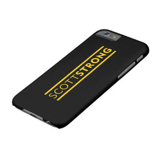 SCOTTSTRONG iPHONE CASE