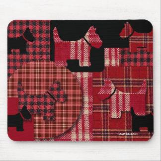 Scotty Dog Mousepad