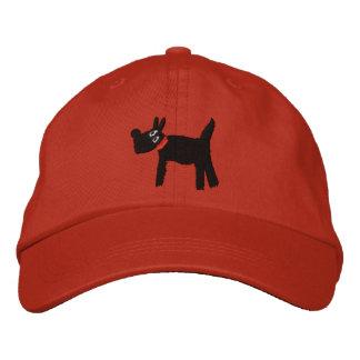 Scotty Dog red cap by artist John Dyer