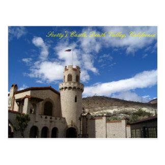 Scottys Castle, DVNP Postcard