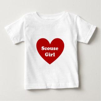 Scouse Girl Baby T-Shirt