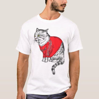 Scouser Kitty T-Shirt