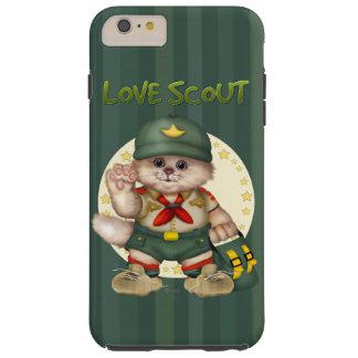 SCOUT CAT Case-Mate Tough Xtreme iPhone 6/6s Plus