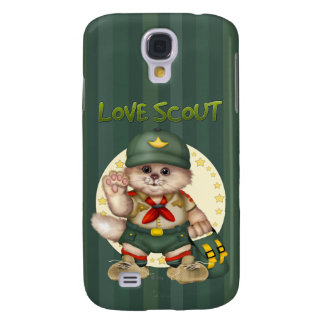 SCOUT CAT Samsung Galaxy S4 Galaxy S4 Case