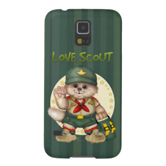 SCOUT CAT Samsung Galaxy S5 Cases For Galaxy S5