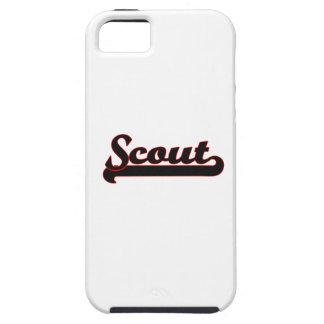 Scout Classic Job Design iPhone 5 Cover