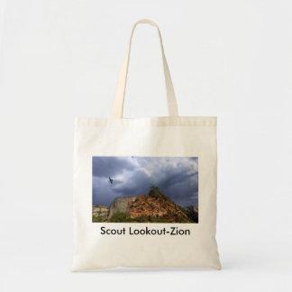 Scout Lookout Zion National Park-Utah
