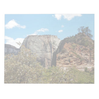 Scout Lookout Zion National Park Utah Notepads