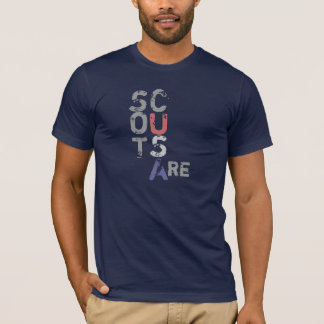 Scout requirements - responsible, honest, reliable T-Shirt