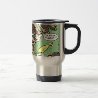 Scout Rubber Chicken Rescue Stainless Steel Travel Mug