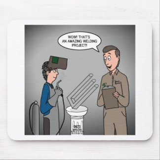 Scout Welding Mouse Pad