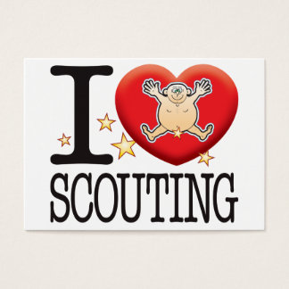 Scouting Love Man