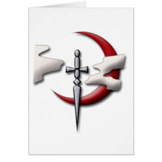 Scouts Guild Symbol Greeting Card
