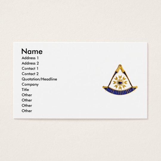 SCpastmasterGold, Name, Address 1, Address 2, C... Business Card