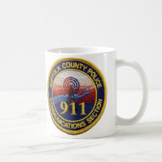 SCPD Communications Coffee Mug